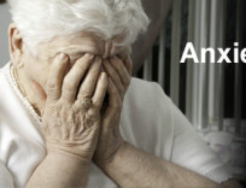 Anxiety in Older Adults