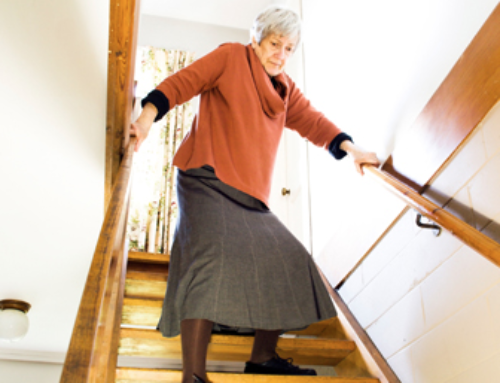 How to Prevent Falls Around the House